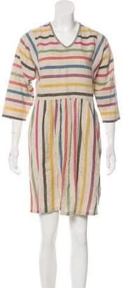 Ace&Jig Striped Mini Dress w/ Tags