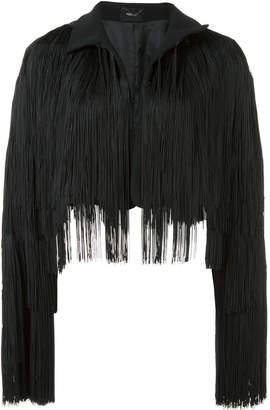 Rachel Comey cropped fringe jacket