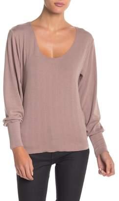 Anama Scoop Neck Shirt