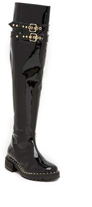 Jeffrey Campbell Trishna Over-the-Knee Boot
