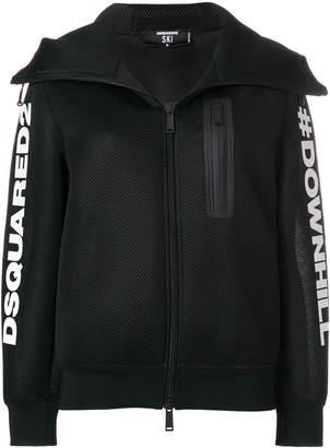 D2 Technical Ski Sweat Jacket