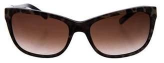 Dolce & Gabbana Tinted Printed Sunglasses