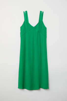 H&M Slip Dress - Green