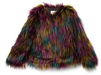 1a1910898 Appaman Faux Fur Coat (Toddler, Little Girls, & Big Girls)