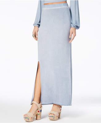 American Rag Juniors' Pull-On Maxi Skirt, Created for Macy's