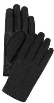 Tommy Hilfiger Touchscreen Knit Inset Gloves