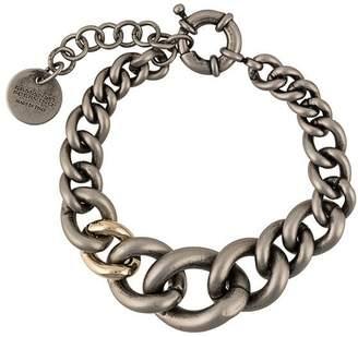 Ermanno Scervino chunky chain bracelet