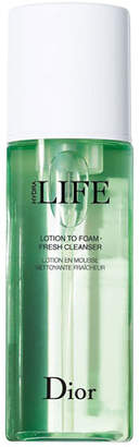 Christian Dior Hydra Life Lotion to Foam Fresh Cleanser