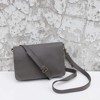 Aura Que Fairtrade Leather Clutch Bag With Detachable Strap e9ffbcccd37d0