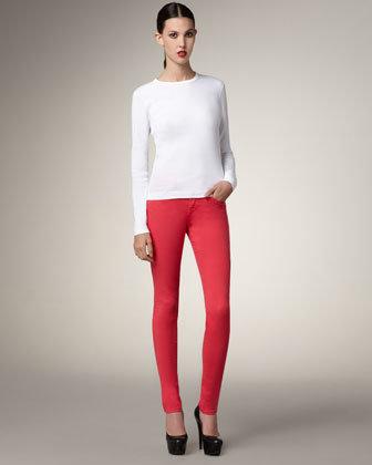 Joe's Jeans Skinny Pants, Virtual Pink