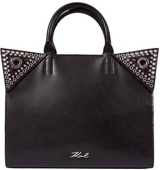 Karl Lagerfeld K/rocky Choupette Shopping Bag
