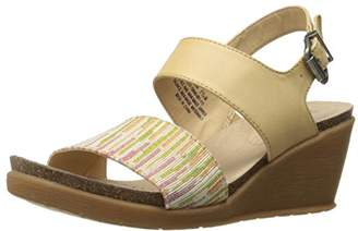 Bare Traps BareTraps Women's Nadean Wedge Sandal