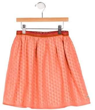 Scotch & Soda Girls' Layered Circle Skirt