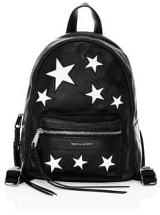 Rebecca Minkoff Star Patch Leather MAB Backpack