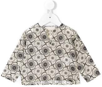 Douuod Kids floral top