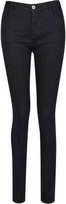 Dorothy Perkins Womens **Tall Black 'Ellis' The Classic Slim Fit Jeans