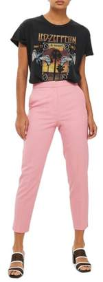 Topshop Tailored Cigarette Trousers