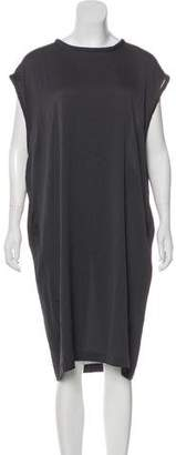 By Malene Birger Silk Midi Dress w/ Tags