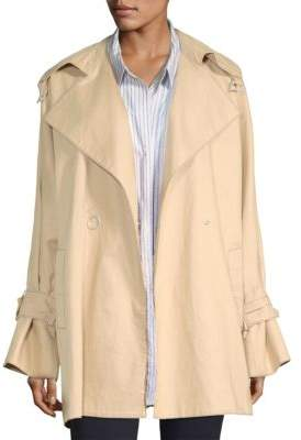 Opening Ceremony Belted Trench Coat