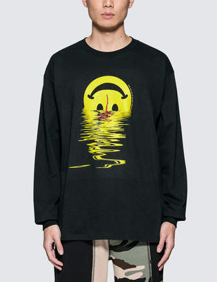 10.Deep Goodbye Cruel World L/S T-Shirt