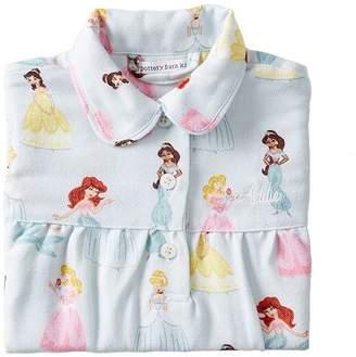 Pottery Barn Kids Disney Princess Flannel Nightgown, 8