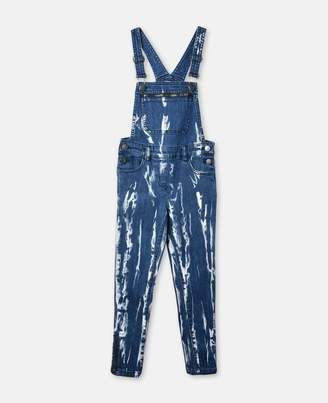 Stella McCartney lake tie-dye overalls