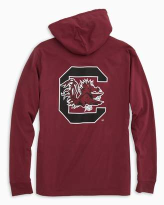 Southern Tide Gameday Skipjack Hoodie T-shirt - University of South Carolina