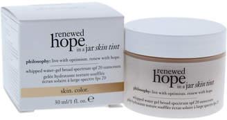 philosophy 1Oz # 6.5 Tan Renewed Hope In A Jar Skin Tint Spf 20