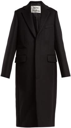 Acne Studios Wool-blend overcoat