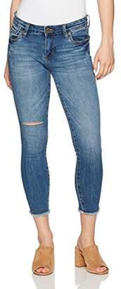 KUT from the Kloth Women's Petite Janet Ankle Skinny Jean