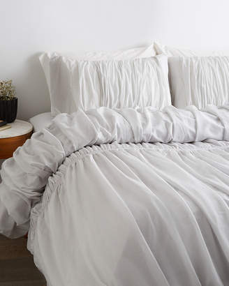 Boho Bed Cloud Voile Duvet Set