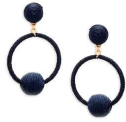 Panacea Wrapped Drop Earrings