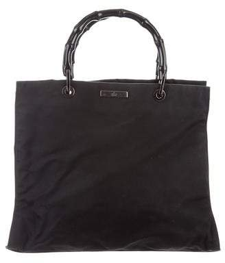 167e44a093aa Gucci Nylon Tote Bag - ShopStyle