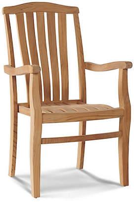 Pacifica Set of 4 Armchairs - Natural - Hiteak Furniture