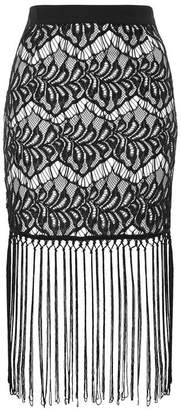 Love **Arazona Black Lace Skirt by Wyldr