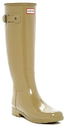 Hunter Refined Gloss Boot