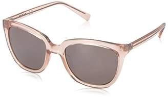 Calvin Klein Women's R711S Cateye Sunglasses
