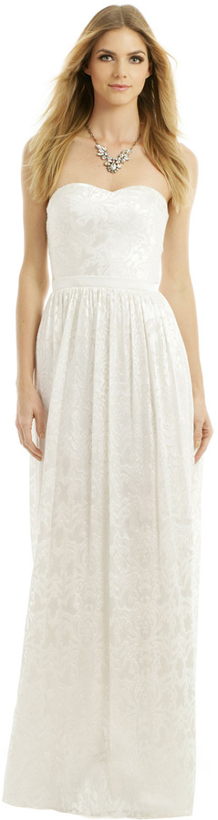 Erin Fetherston ERIN Sunset Beach Walk Gown