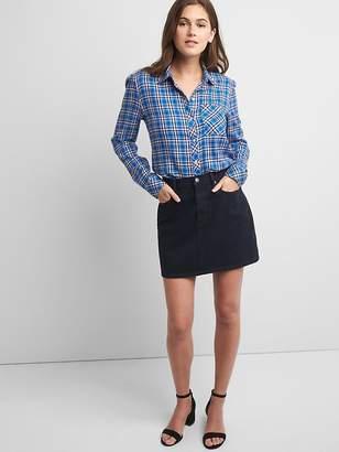 Gap Flannel pocket shirt