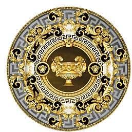Meets Versace Prestige Gala Service Plate