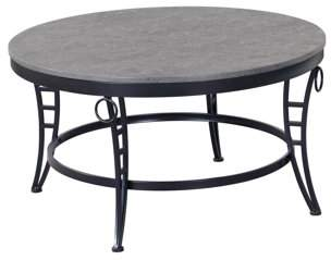 round metal coffee table shopstyle rh shopstyle com
