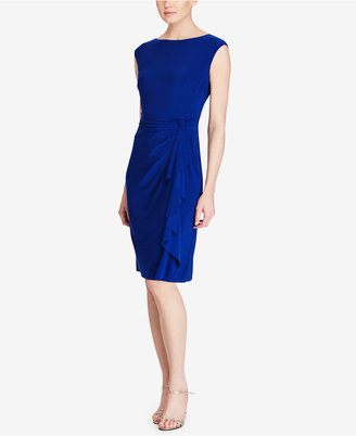 American Living Ruffled Jersey Dress $69 thestylecure.com