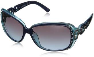 Southpole Women's 184Sp Nytq Oval Sunglasses