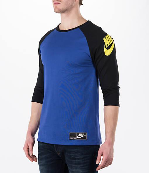 Nike Sportswear Raglan Baseball T-Shirt