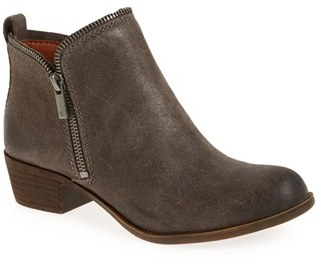 Women's Lucky Brand 'Bartalino' Bootie $99.95 thestylecure.com