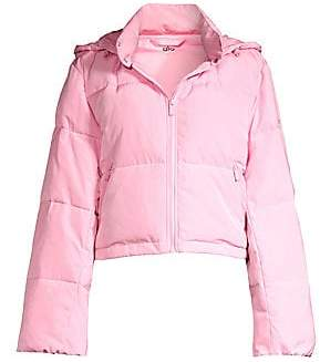 Alo Yoga Women's Introspective Quilted Puffer Jacket