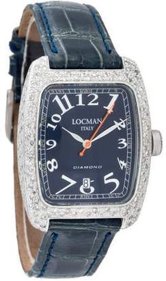 Locman Tonneau Watch