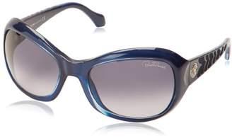Roberto Cavalli Women's RC794S6292W Wrap Sunglasses