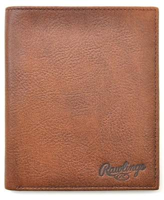 Rawlings Sports Accessories Triple Play Leather Executive Wallet