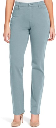 Gloria Vanderbilt Women's Amanda Classic Tapered Trouser Pants